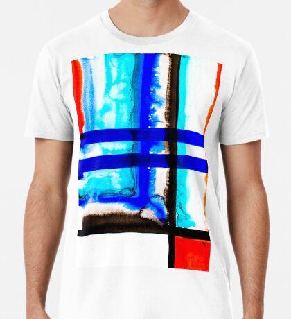 BAANTAL / Lines #5 Premium T-Shirt