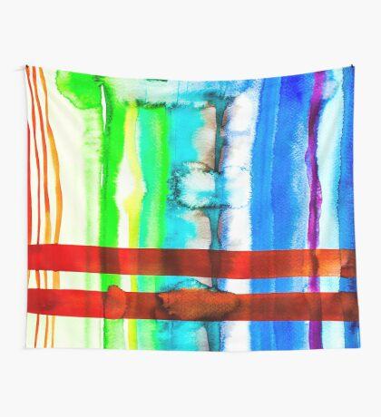 BAANTAL / Lines #4 Wall Tapestry