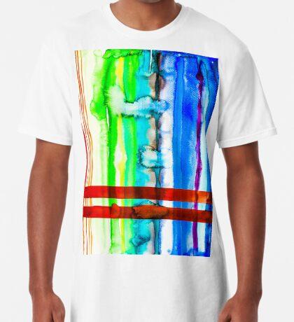 BAANTAL / Lines #4 Long T-Shirt