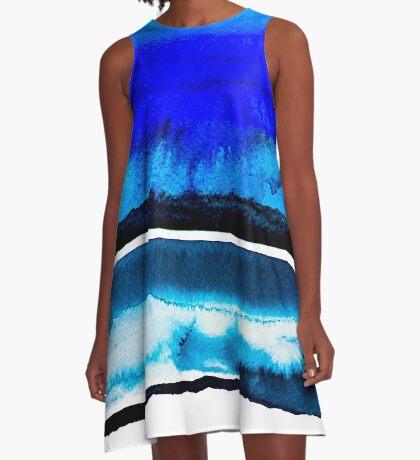 BAANTAL / Lines #3 A-Line Dress