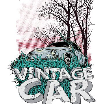 Vintage Car by iwaygifts
