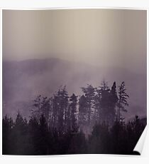 Mystic Trees Poster