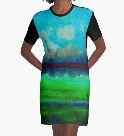 BAANTAL / Day #2 Graphic T-Shirt Dress