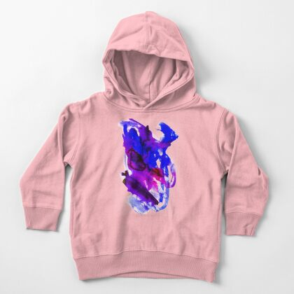 BAANTAL / Patch #7 Toddler Pullover Hoodie