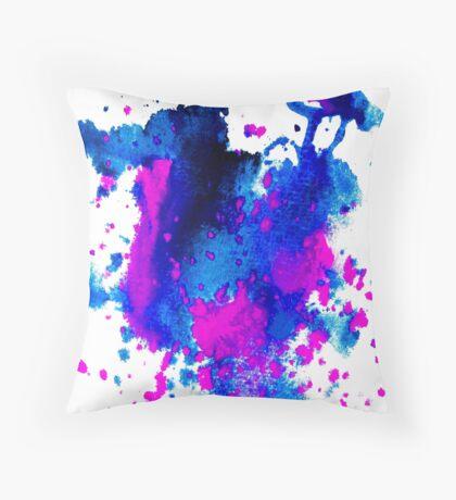 BAANTAL / Patch #5 Throw Pillow