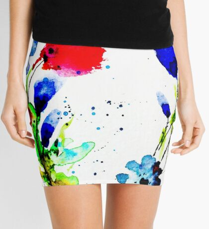 BAANTAL / Pollinate / Evolution #11 Mini Skirt