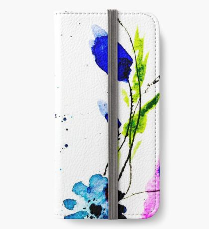 BAANTAL / Pollinate / Evolution #11 iPhone Wallet