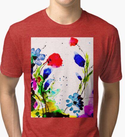 BAANTAL / Pollinate / Evolution #11 Tri-blend T-Shirt
