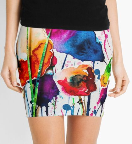 BAANTAL / Pollinate / Evolution #10 Mini Skirt