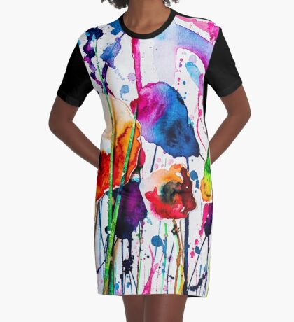 BAANTAL / Pollinate / Evolution #10 Graphic T-Shirt Dress