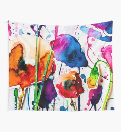 BAANTAL / Pollinate / Evolution #10 Wall Tapestry
