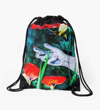 BAANTAL / Pollinate / Evolution #8 Drawstring Bag