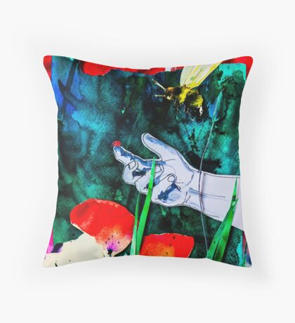 BAANTAL / Pollinate / Evolution #8 Floor Pillow