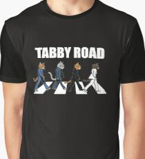 Tabby Road | Cool Cats  Graphic T-Shirt