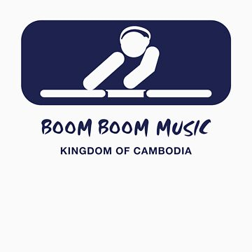 Boom Boom Music - Version 02 by pixelounge