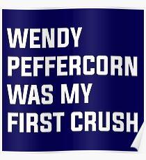 Wendy Peffercorn - Sandlot Design Poster