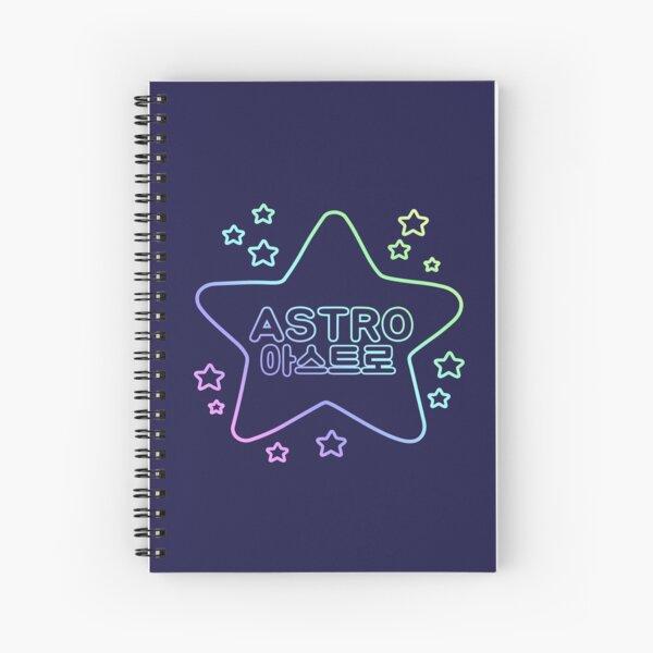ASTRO KPOP Cuaderno de espiral