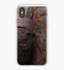 Rust mechanism iPhone Case