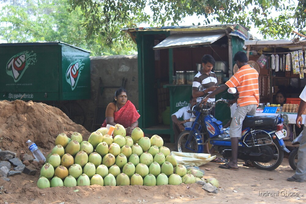 Tender Coconuts Sell More by Indrani Ghose