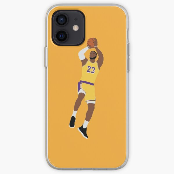 James Lebron Coque souple iPhone