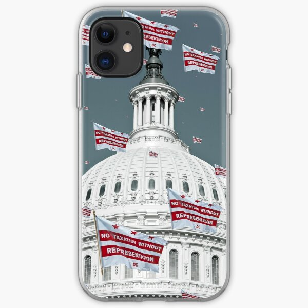 Smartphone Case - Storm of Protest iPhone Soft Case
