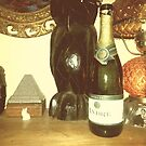 INCENSE AND CHAMPAGNE  by Tia Knight