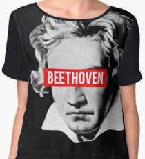 Blusa Música clásica - Beethoven