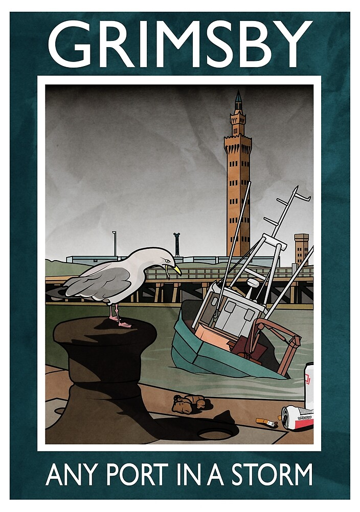 Grimsby - Any Port In A Storm by loudribs