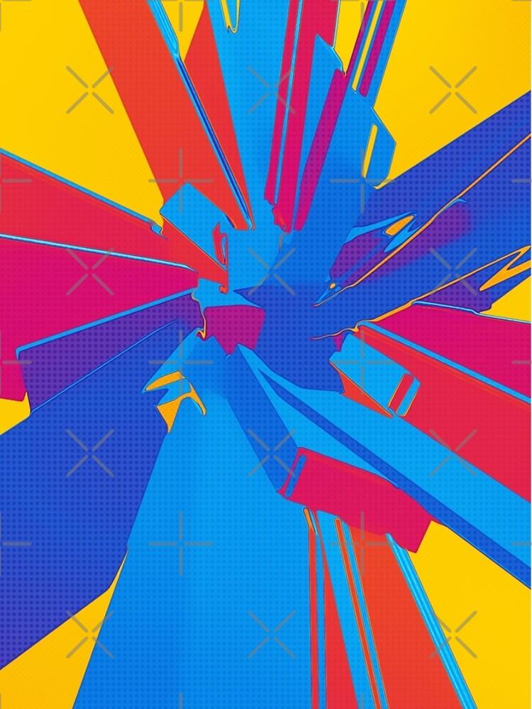 Pop Art Structure by perkinsdesigns