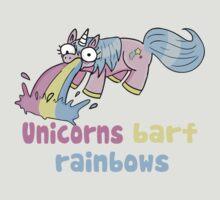 unicorns barf rainbows