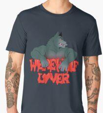 Werewolf Lover Men's Premium T-Shirt