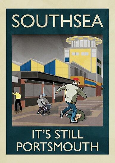 Southsea - It's Still Portsmouth by loudribs