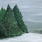 Holiday Hill by Brad A. Thomas
