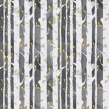 Gamueta - Trees Pattern by Timone