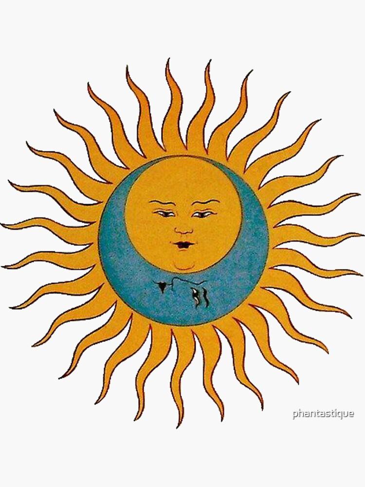 Sol y Luna de phantastique