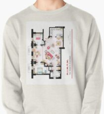 Ted Mosby's apartment from 'HIMYM' Pullover