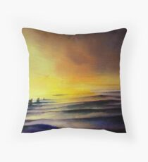 """Twighlight Throw Pillow"