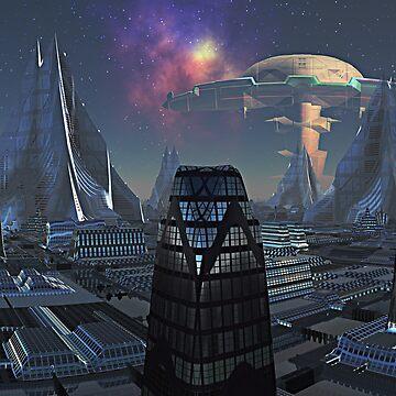 City by blacknight