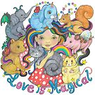 Love is Magical by Lynda Bell