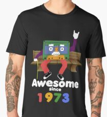 Awesome since 1973 birthday gift Men's Premium T-Shirt
