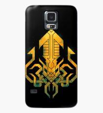 Golden Kraken Sigil Case/Skin for Samsung Galaxy