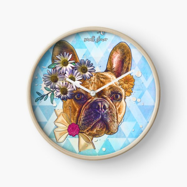 Petite Fleur SmallFlower Clock