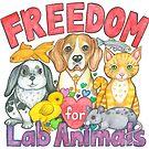 Freedom for Lab Animals by Lynda Bell