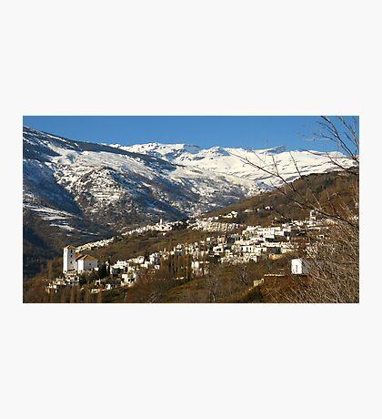 The Alpujarras, Spain Photographic Print