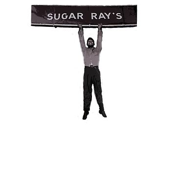 Sugar-Ray by TheGreatPapers