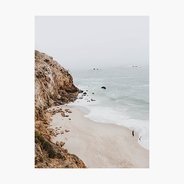 Malibu Coast  Photographic Print