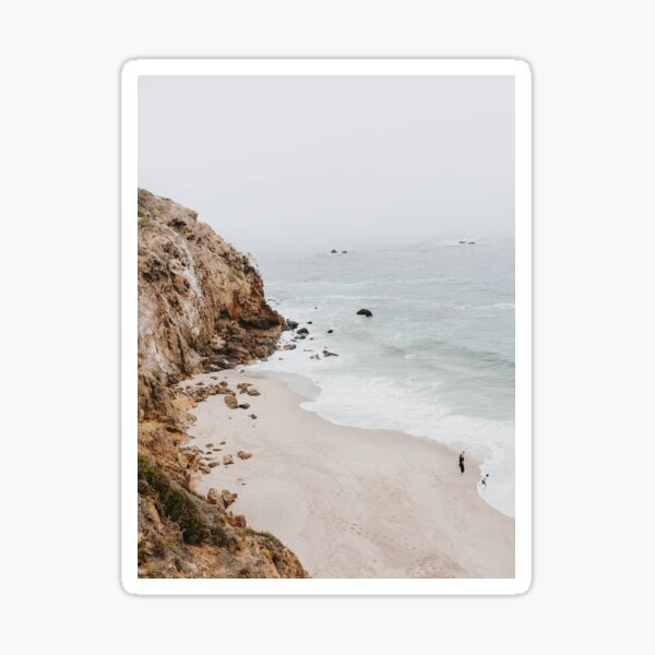 Malibu Coast  Sticker