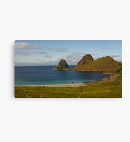 Vesteralen Islands, Norway Canvas Print