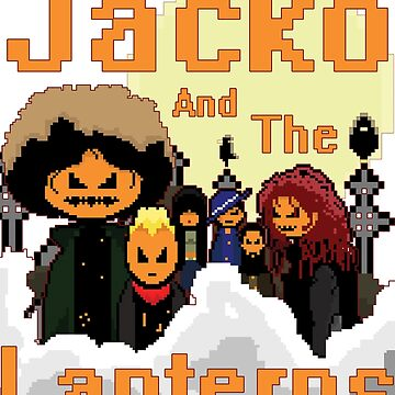 Jacko and the Lanterns by MonkeyLogick