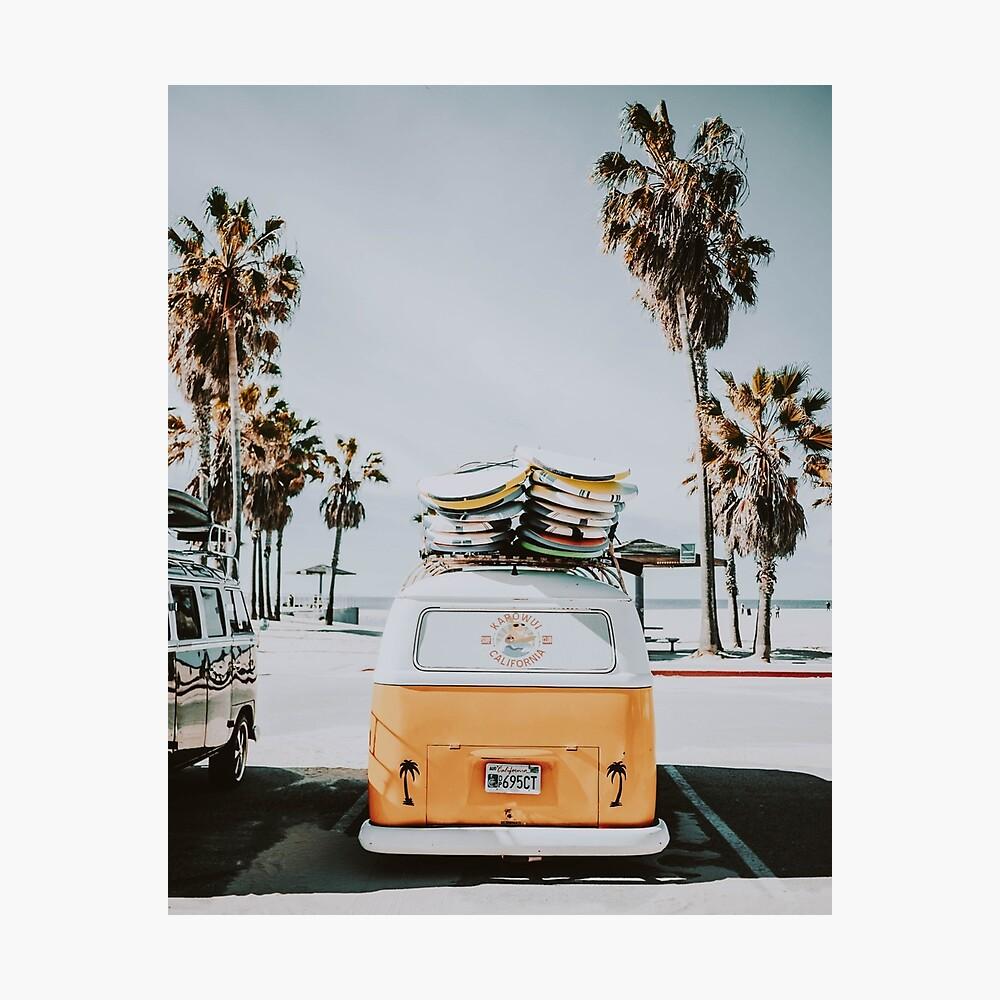 Let's Surf Photographic Print